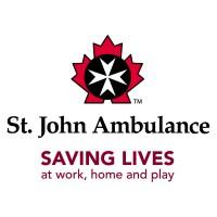 Proudly sponsored by St. John Ambulance